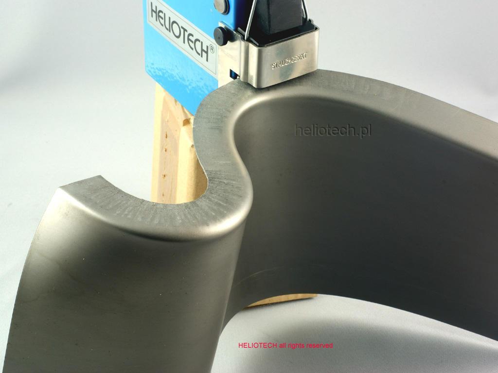 Heliotech Shrinker Stretcher New Model Sr90 90 Mm Throat